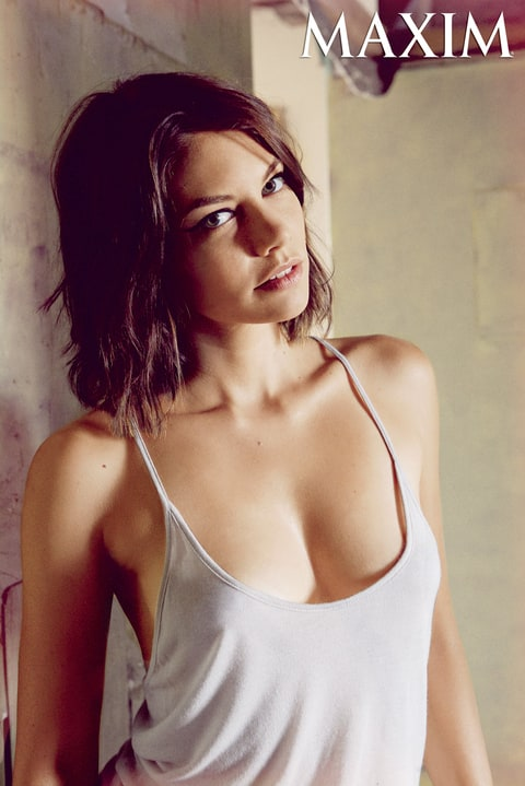 Lauren Cohan actress