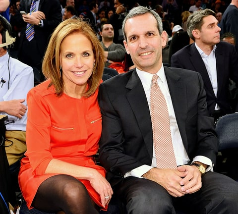 how long have katie couric and john molner been dating for 2