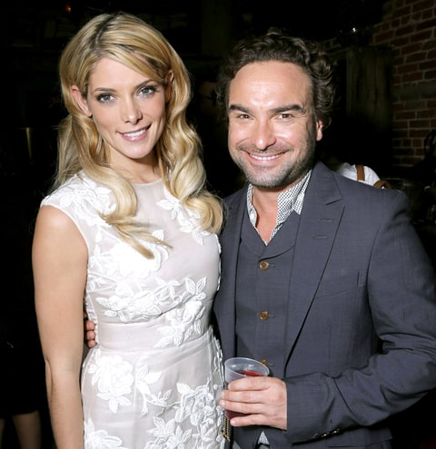 Cuoco dating costar johnny galecki wiki. Dating for one night.