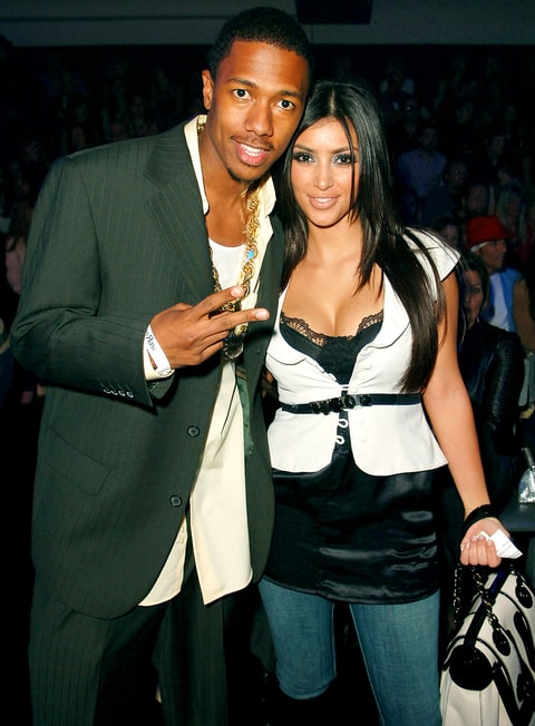 nick cannon kim kardashian dating Kim kardashian's boyfriend and dating history: nick cannon and kim kardashian at their joint birthday celebration in las nick and kim dated for about four.