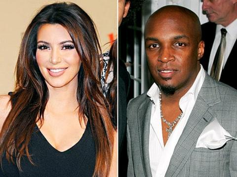 Kim Kardashian and Damon Thomas | Kim Kardashian's Love ... Kim Kardashian And Damon Thomas