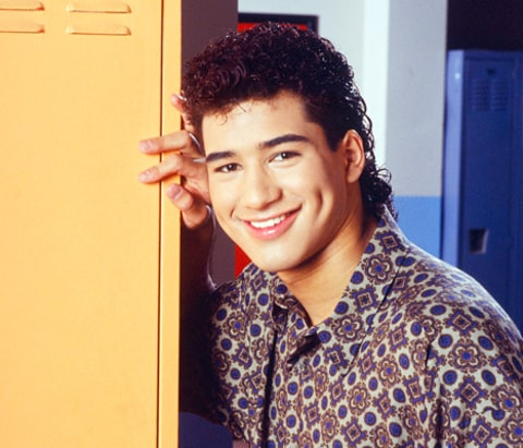 Mario Lopez as A.C. Slater