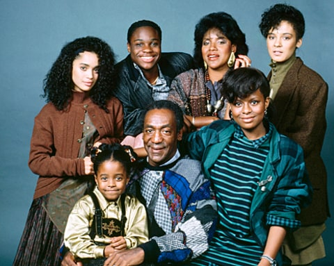 The Cosby Show Family