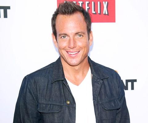 Will Arnett dismisses dating rumors - Celebrity Buzz