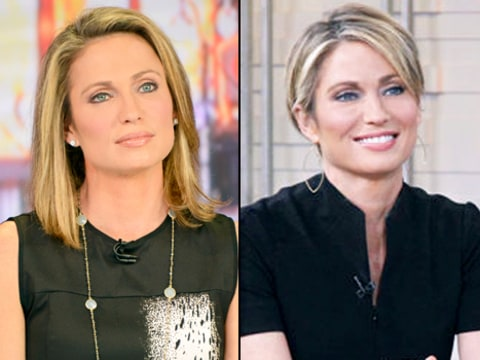 amy robach haircut amy robach cuts hair short to quot take control quot from breast