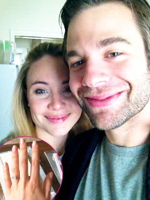 Leah Pipes and AJ Trauth Credit: Courtesy Leah Pipes Leah Pipes And Aj Trauth