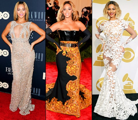 Beyonce | Celebs' Signature Red Carpet Poses Explained ...