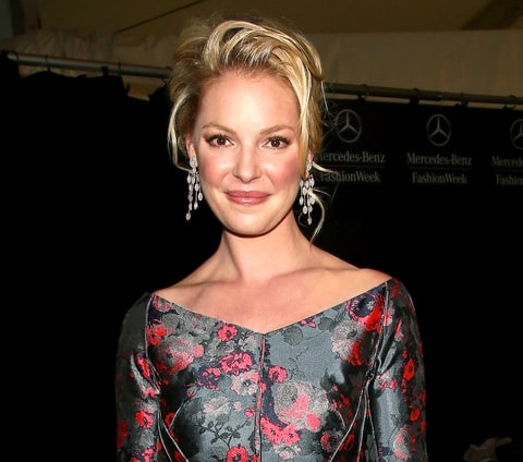 Katherine Heigl on Funding New Movie: I Haven't Made That Much Money ...