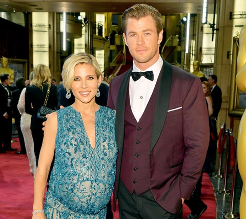Chris Hemsworth, Wife ...
