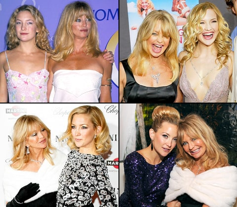 Kate Hudson & Goldie Hawn | Kate Hudson and Goldie Hawn ...