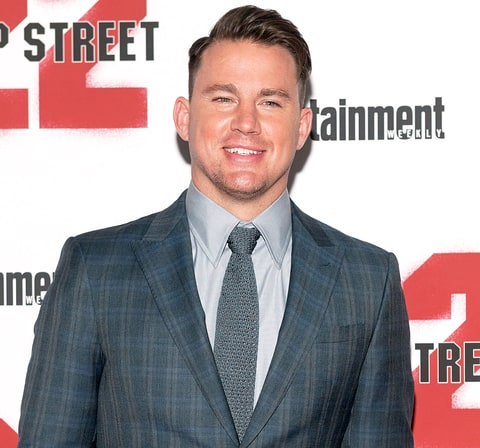 Channing Tatum on Baby Everly: