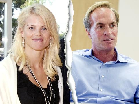 celebrity tiger woodss elin nordegren dating billionaire chris cline