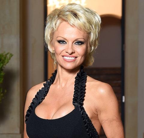 Pamela Anderson Pens Odd Lengthy Poem After Filing For ...  Pamela Anderson