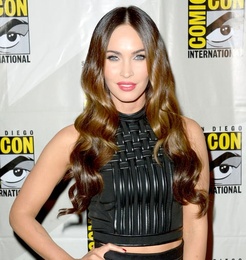 Megan fox pees pants