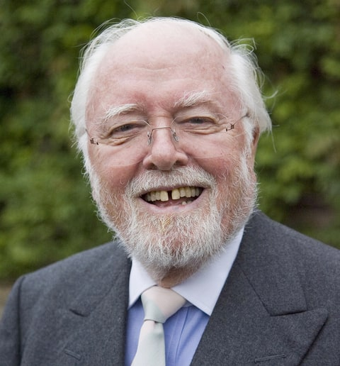 Richard Attenborough has died at the age of 90 Credit ...