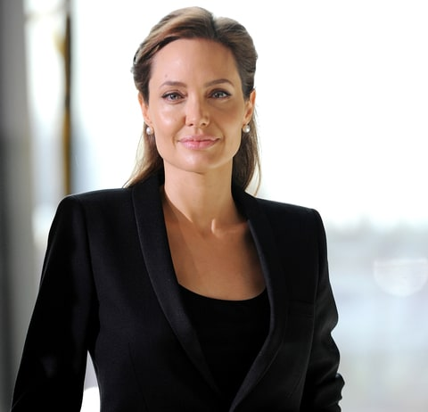 Angelina Jolie Releases Statement on Syria After Brad Pitt Marriage ...  Angelina Jolie