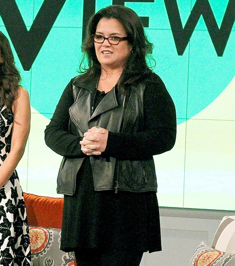 Rosie O'Donnell lost 50 pounds following a heart attack in ...