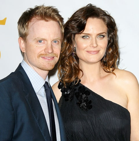 Emily Deschanel real voice