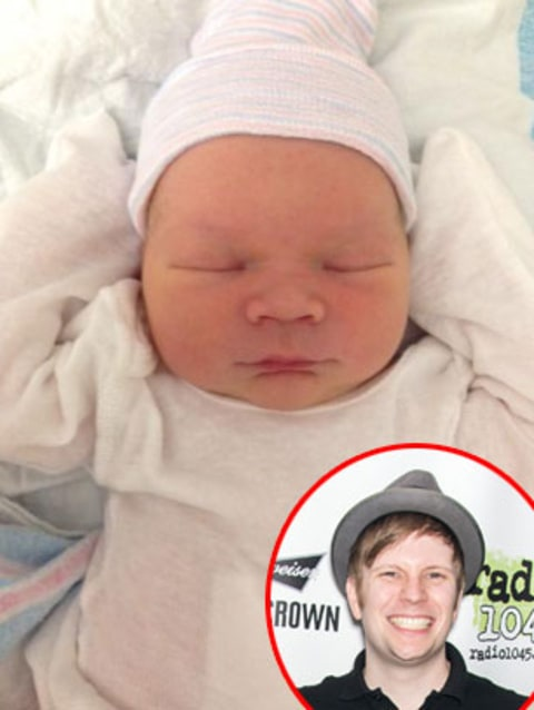 Patrick Stump's Baby Is Born, Ellen DeGeneres ...