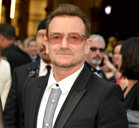 U2's Bono revealed why he wore sunglass all the time: I Have Glaucoma