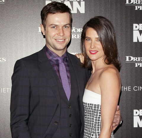 Cobie Smulders Pregnant, Expecting - 45.7KB