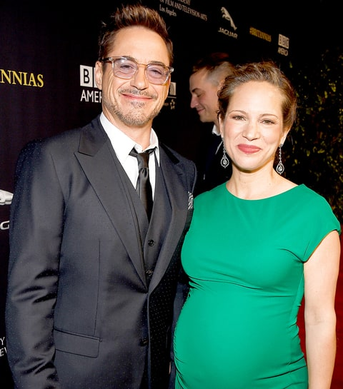 Robert Downey Jr Wife: Robert Downey Jr. And His Wife Susan Welcomed A Baby