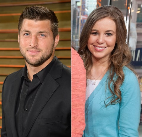 Who has tim tebow dated