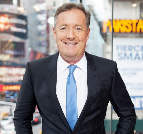 Piers Morgan Tells Lebron James You Don T Touch Kate