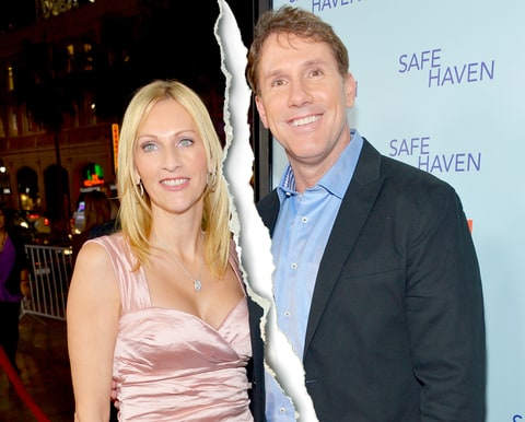 Nicholas Sparks and his wife Cathy have split after 25 ...