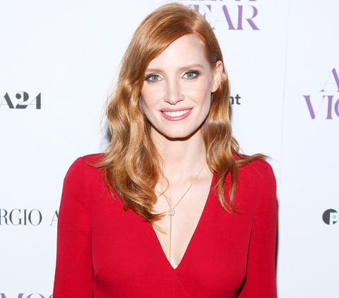 Jessica Chastain Dropped Out of High School, Was a
