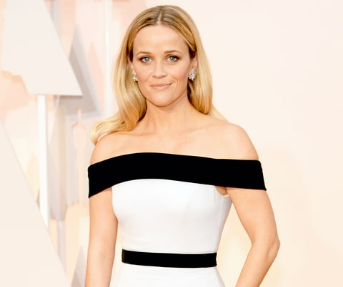 Reese Witherspoon attends the 87th Annual Academy Awards Credit: Kevin ...  Reese Witherspoon