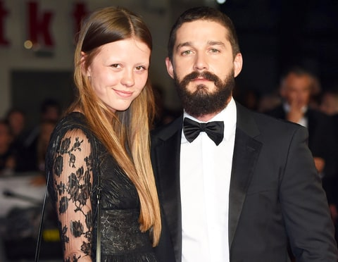 Rumors are swirling that Shia LaBeouf is engaged to his ...