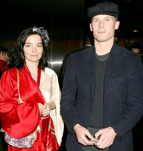 Bjork's Ex Matthew Barney Sues for Custody of Their ...