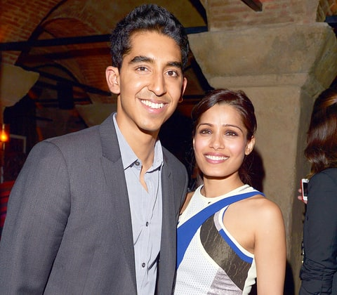 dev patel and freida pinto dating Freida pinto and dev patel are officially the and dev called freida his soulmate before they even started dating freida is six years older than dev.