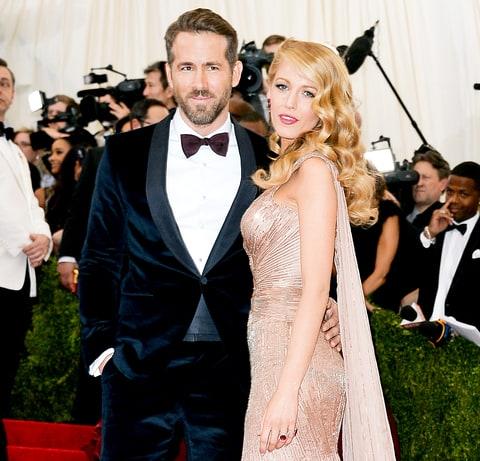 Blake Lively Recalls First Red Carpet With Husband Ryan ...