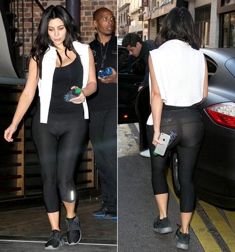 I-SPY Blackout Leggings With Pockets - I-SPY Clothing