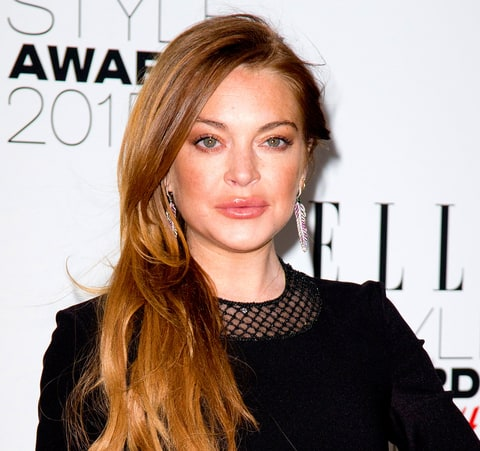 Lindsay Lohan had an embarrassing Instagram fail on Monday. Credit ...