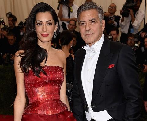George Clooney Says TV Sports Addiction Drives Amal ...