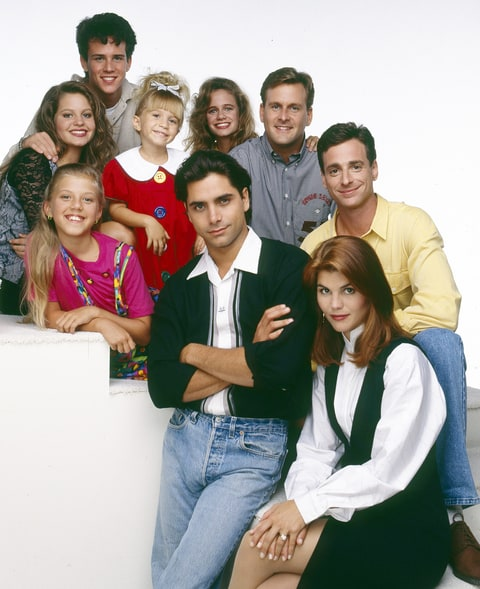 Credit: ABC Photo Archives/ABC via Getty Images Cast Of Full House Then And Now Pictures