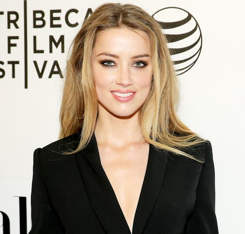 Amber Heard Opens Up About Bisexuality: