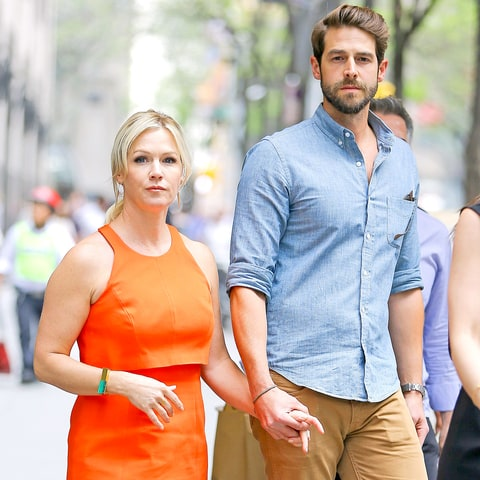 Jennie Garth married dave abrams