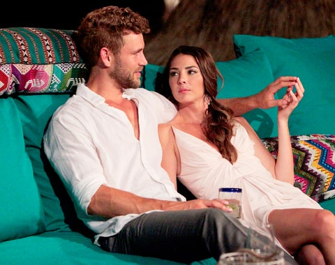 Nick Viall and Jen Saviano
