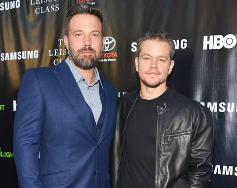 Matt Damon Reflects On Marriage In Response To Ben Affleck