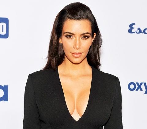 Kim Kardashian Reveals the Reason Why She No Longer Smiles in Photos ...  Kim Kardashian