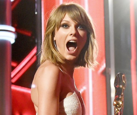 Taylor Swift Tops Kim Kardashian, Beyonce With 50 Million ...