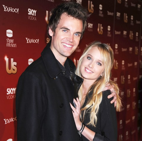 Family photo of the actress, married to Tyler Hilton,  famous for A Wish Come True & The Lottery.