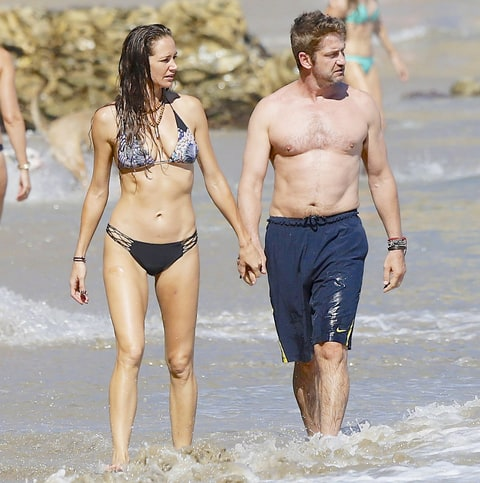 Chatter Busy: Gerard Butler Dating