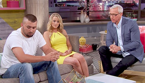 Dr. Drew, Corey Simms and Leah Messer