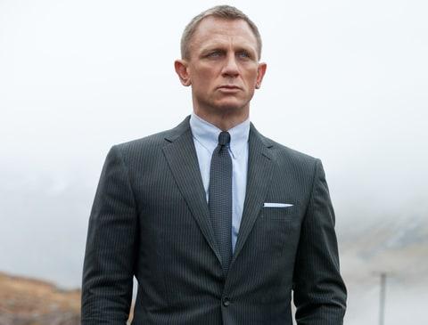 Daniel Craig: James Bond Is