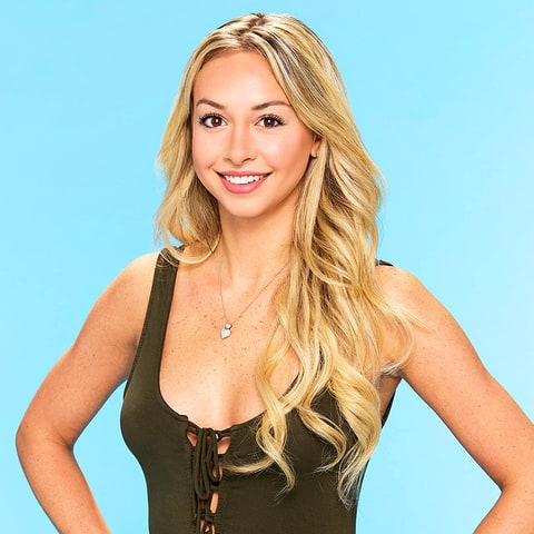 'Bachelor's' Corinne Talks Promiscuous Behavior & Her Nanny on 'The Ellen DeGeneres Show'